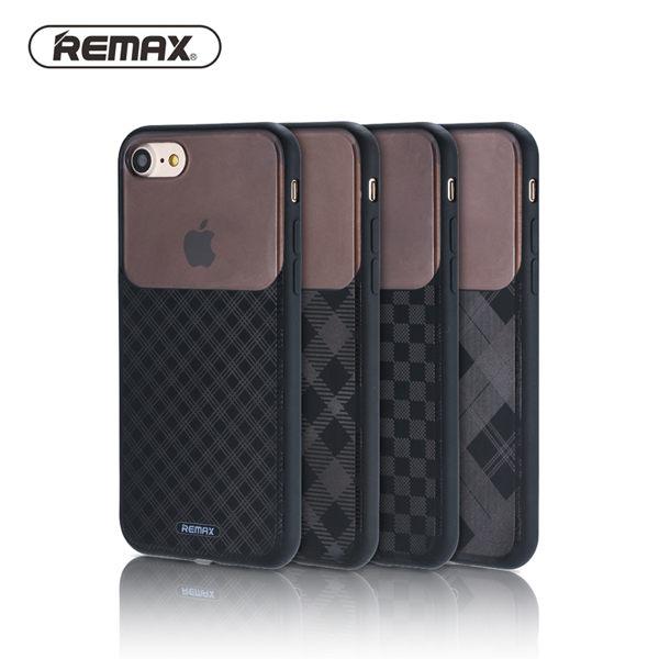 【預購】REMAX 天幕 iPhone7 /iphone8 /i7 i7plus /i8 i8plus 紳士高端商務 防摔保護殼 / 手機套 / 保護套
