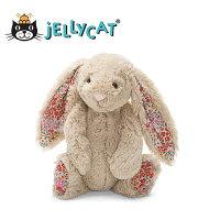 彌月玩具與玩偶推薦到★啦啦看世界★ Jellycat 英國玩具 / 棕耳碎花 玩偶 彌月禮 生日禮物 情人節 聖誕節 明星 療癒 辦公室小物就在Woolala推薦彌月玩具與玩偶