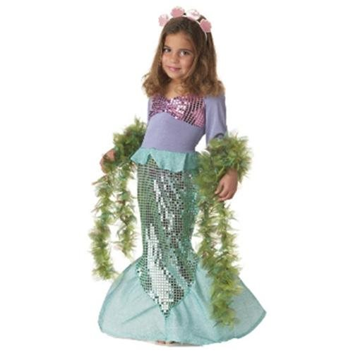 Lil' Mermaid Child/Toddler Costume 0