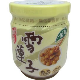 青葉-雪蓮子麵筋170g/罐