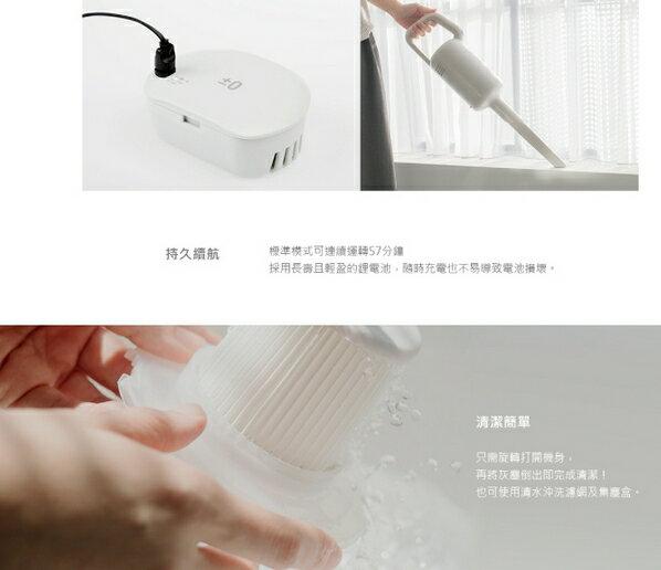 【正負零±0】無線手持 / 直立吸塵器 XJC-Y010 2