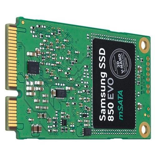 Samsung SSD 850 EVO mSATA 500GB SATA III 500G mini-SATA 6Gb/s 3D V-NAND Internal Solid State Drive MZ-M5E500BW + USB 3.0 HUB 1