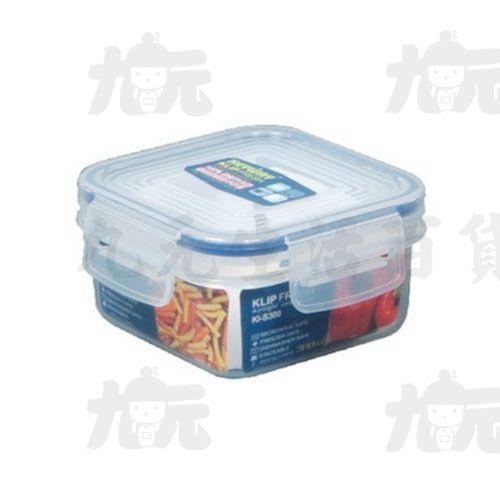【九元生活百貨】聯府 KI-S300 天廚方型保鮮盒 KIS300