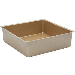 《KitchenCraft》Paul不沾方形活動深烤盤(25cm)