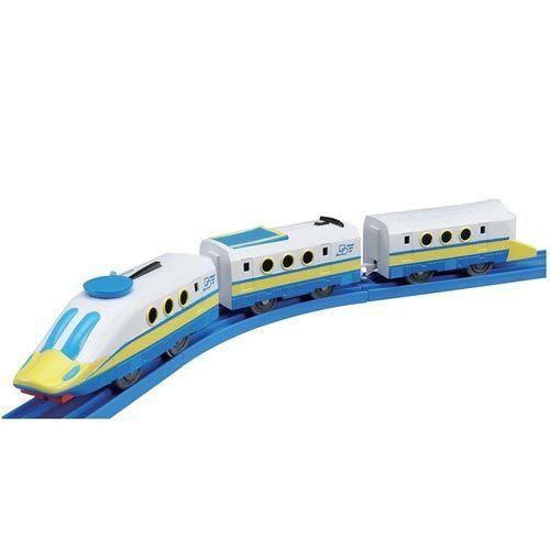 【 TAKARA TOMY 】Disney x PLARAIL 唐老鴨海岸線特急列車