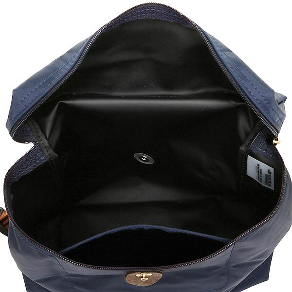 【LONGCHAMP】 LE PLIAGE 深藍折疊後背包【全店免運】 1
