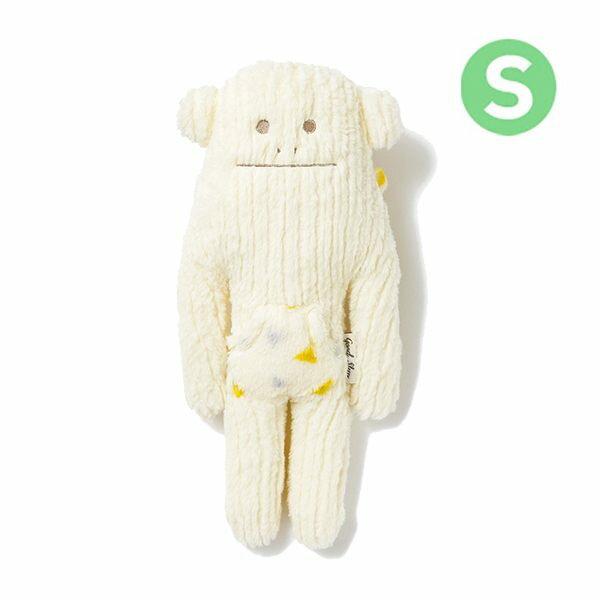 宇宙人 好眠 小抱枕 娃娃 玩偶 S號 帽子猴仔 Good Sleep Craftholic 日本正版 該該貝比日本精品 ☆