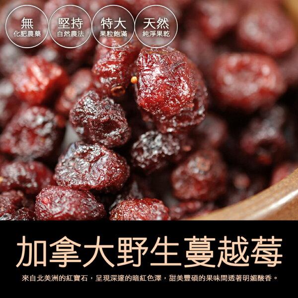 築地一番鮮:【築地一番鮮】加拿大蔓越莓(190±5克)★1月限定全店699宅配免運