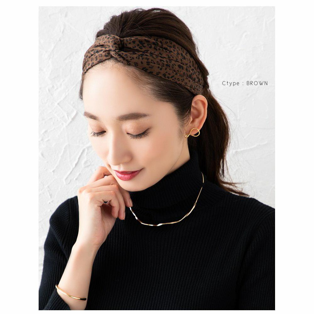 日本CREAM DOT  / 個性復古髮帶   /  k00332  /  日本必買 日本樂天直送(1290) 9
