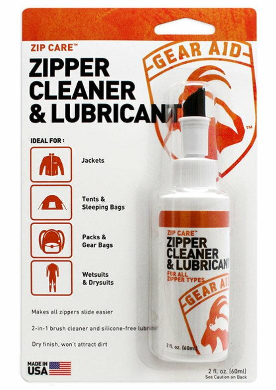 【速捷戶外】美國McNETT GEAR AID 29117 Zip Care拉鍊保養清潔劑,適用帳篷,背包,服飾..等