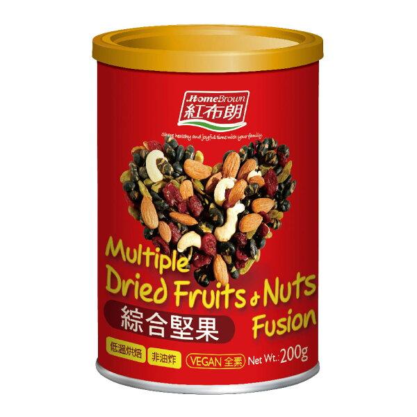 紅布朗綜合堅果(200g罐)