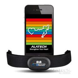 【漢博】 ALATECH iPhone專用 藍牙4.0無線心跳帶(CS009BLE)   ( 無法寄送全家 )
