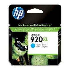 HP 原廠藍色墨水匣 CD972AA 920XL 適用 OJ Pro 6000/6500w/OJ 7000/6500A/6500AP