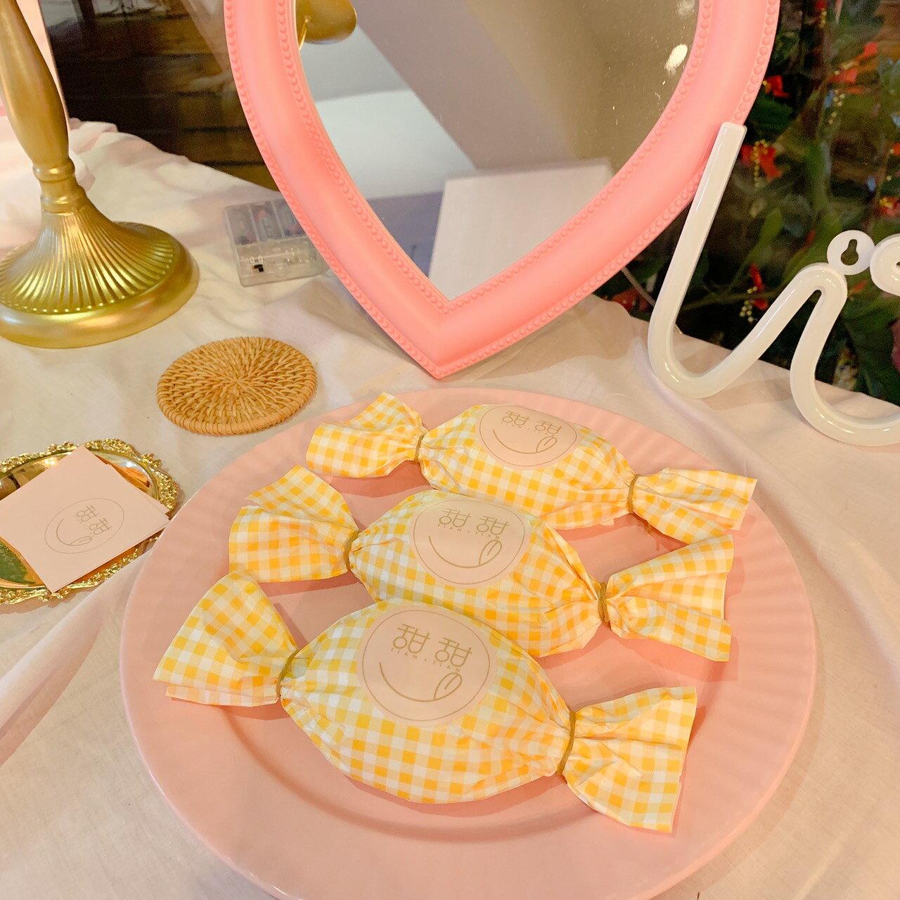 甜甜xTianTian 檸檬糖霜磅蛋糕(150g/顆)點心/下午茶/餅乾/手作甜點