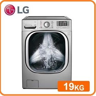 【2016 最熱門 TWINWash】LG WD-S19TVD 19KG洗脫烘滾筒洗衣機