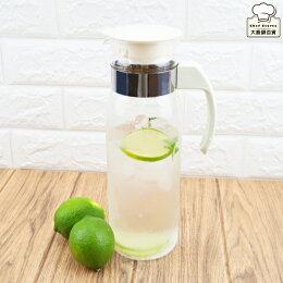 HARIO玻璃壺冷水壺1.4L日本製茶壺-大廚師百貨