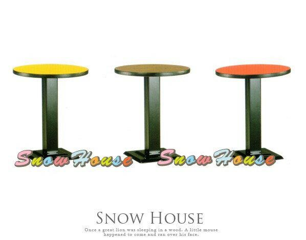 ╭☆雪之屋居家生活館☆╯AA831-01/03/05 西餐桌711B烤黑腳/置物桌/餐桌/三色可選