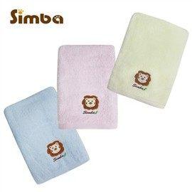 小獅王辛巴 和風高級嬰兒快乾浴巾 1入【德芳保健藥妝】粉色已停售