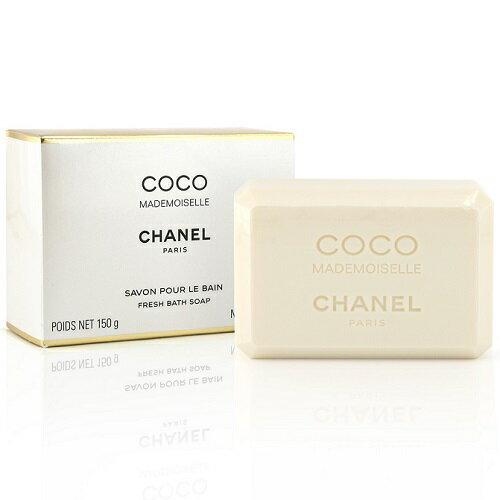 (現貨+預購) 香奈兒 CHANEL 摩登COCO香水皂 150g ☆真愛香水★