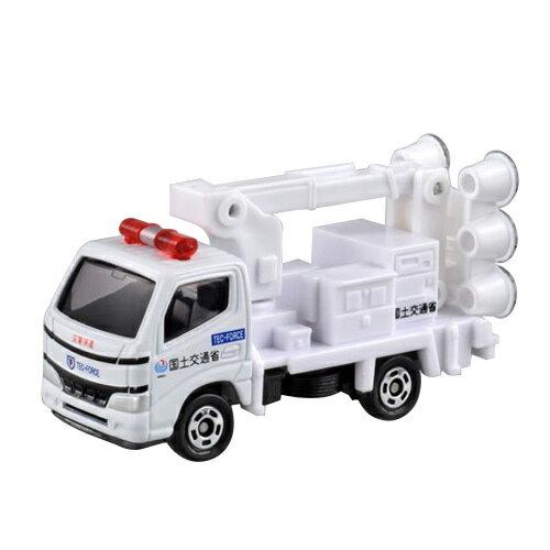【奇買親子購物網】(032)【TOMICA多美小汽車】國土交通省照明車