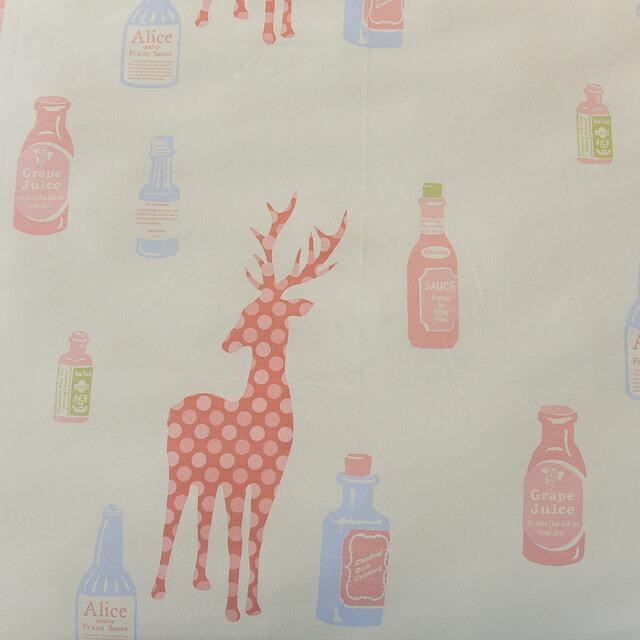 Deer and Beer 粉色星星  單人/雙人熱賣組  舒適磨毛布 台灣製造 7
