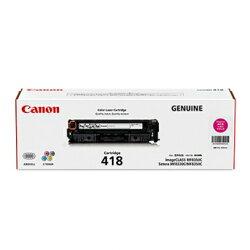 CANON CRG-418M原廠紅色碳粉匣 適用:MF-8350CDN/MF-8580CDW/MF-729CDW
