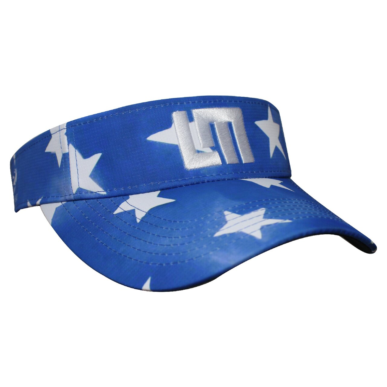 LOUDMOUTH 英國高爾夫服飾品牌-星星中空帽