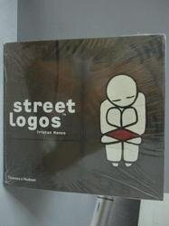 【書寶二手書T9/藝術_XFO】Street Logos_Manco, Tristan