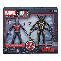 Marvel 玩具與電玩推薦到《 漫威超級英雄 》漫威電影10週年紀念 - 傳奇6吋收藏人物組 - 蟻人& 黃蜂戰甲就在東喬精品百貨商城推薦Marvel 玩具與電玩