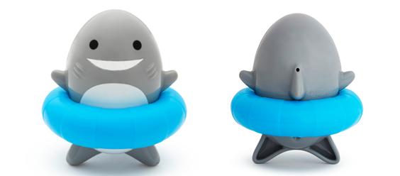 美國 Munchkin 鯊魚轉轉樂洗澡玩具 MNB17261【淘氣寶寶】