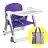 【獨家送原廠兩用提袋】英國 Apramo QTI Flippa 摺疊式兒童餐椅-7色 4