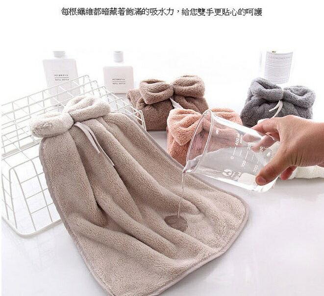 PS Mall 可愛掛式擦手巾超強吸水廚房擦手帕33*33CM【J1749】 7