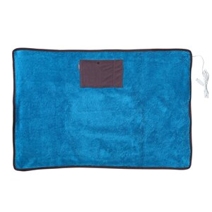 日本 Elaice 絨毛USB發熱毯 - 天空藍