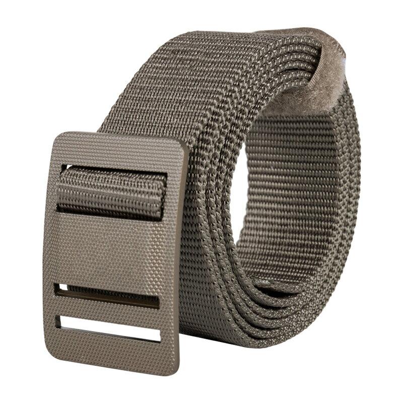 戰術腰帶 編織內腰帶軍訓腰帶新款尼龍帆布戰術編製內腰帶bw591