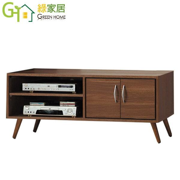 【綠家居】奧比多時尚5尺多功能電視櫃視聽櫃