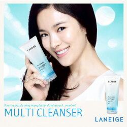 韓國蘭芝LANEIGE4合1清新潔面乳中樣30ml 卸妝 洗面乳[KR8806]千御國際