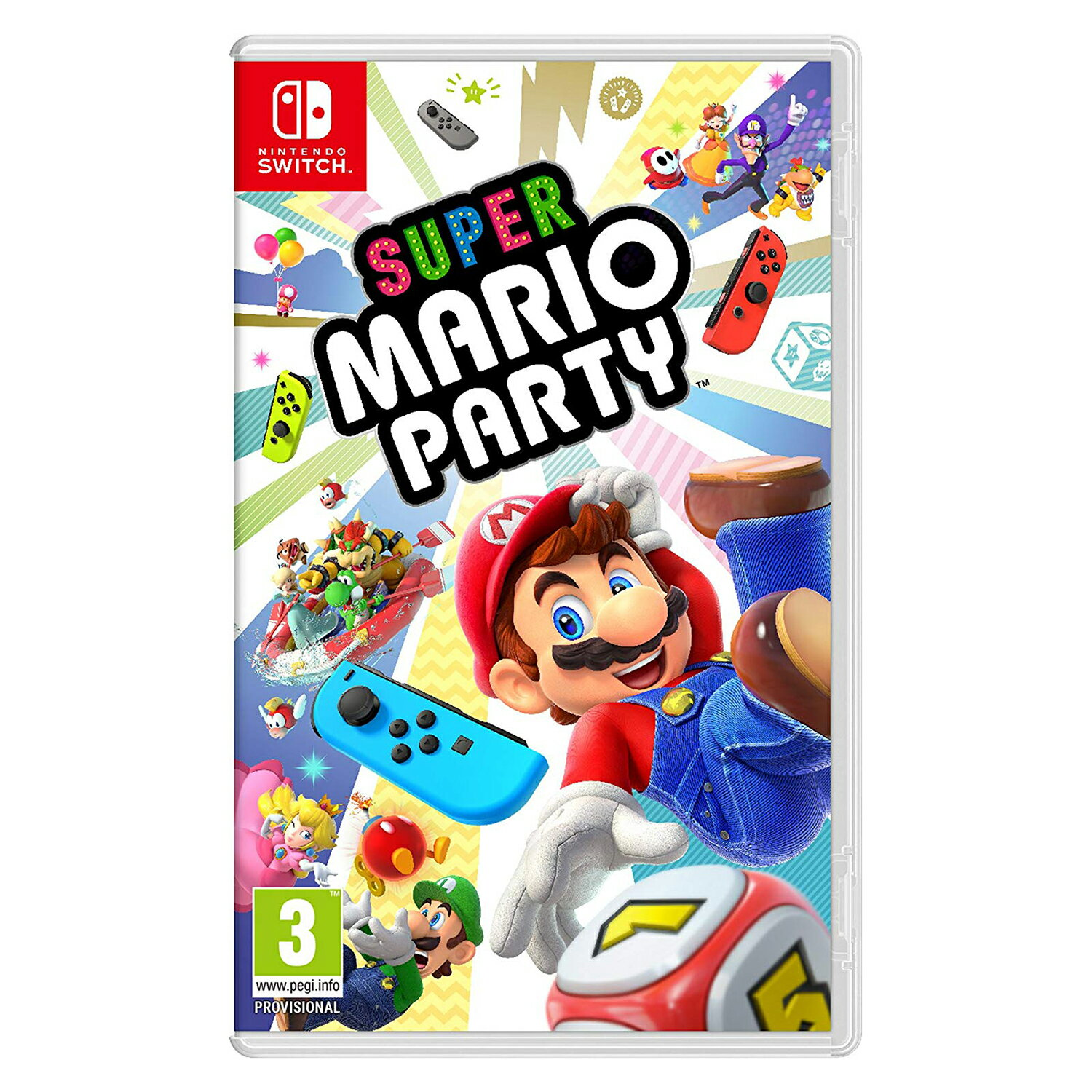 c90705a231 Altatac  Super Mario Party Video Game for Nintendo Switch