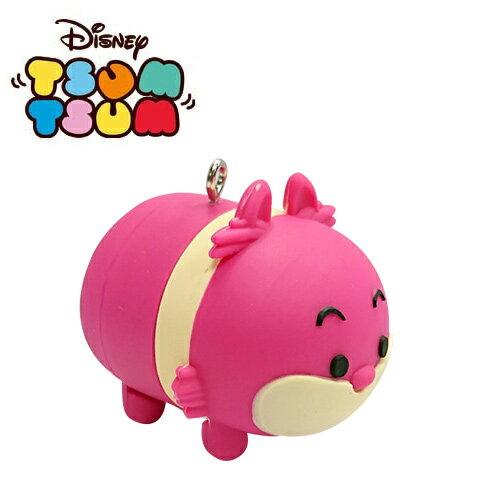 單售【日本進口】柴郡貓 Cheshire Cat 愛麗絲夢遊仙境 TSUM TSUM 疊疊樂 吊飾 迪士尼 Disney - 079777