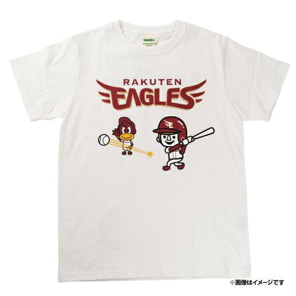 日本職棒 東北樂天金鷲隊  /  Laundry 聯名 T恤  /  白色  /  c0302887  /  日本必買 日本樂天直送  /  件件含運 0