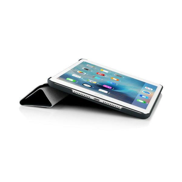 Pipetto Origami iPad Mini 4 多角度多功能保護套 黑色 [當日配]