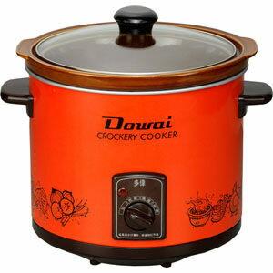 《多偉DOWA》3.2L 陶瓷燉鍋 DT-400/DT400