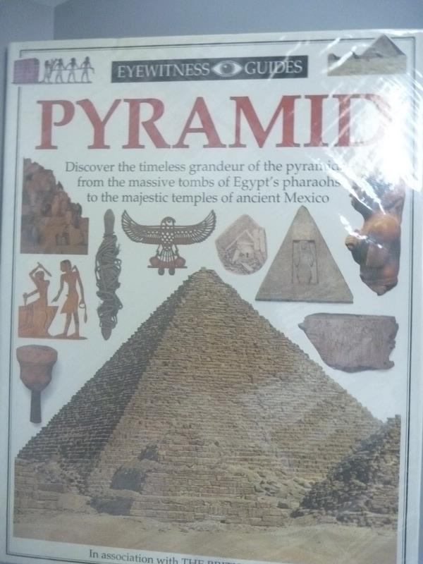 【書寶 書T9/歷史_QIJ】PYRAMID_James Putnam