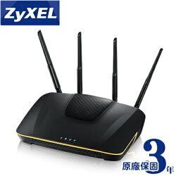 [富廉網] ZyXEL 合勤 Armor Z1 NBG-6816 AC2350雙核雙頻無線分享器