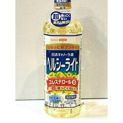 [野櫻花]日本日清芥花菜籽油900ml 日本製4902380188209