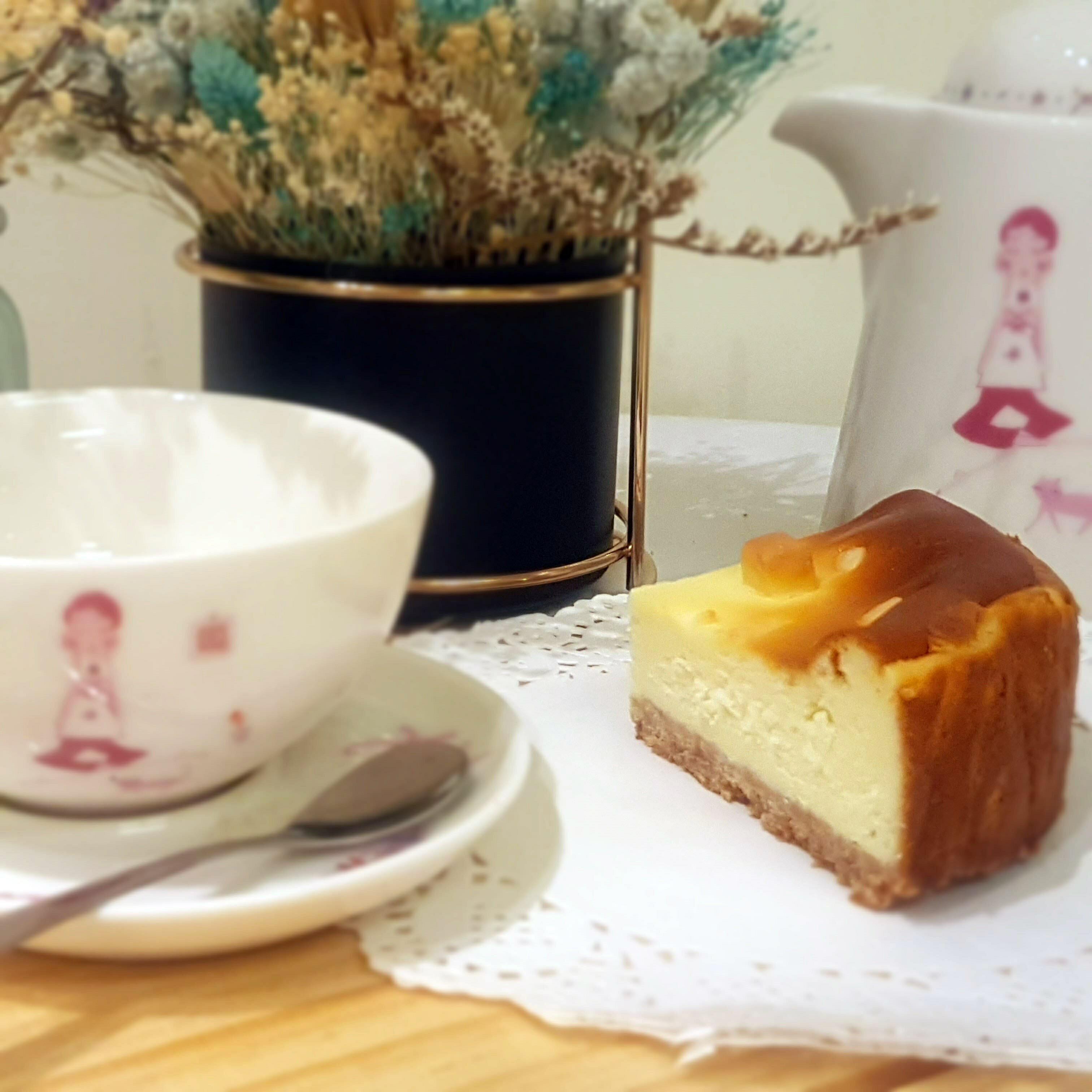 北海道起司乳酪蛋糕 6吋   【老婆的乳酪蛋糕】