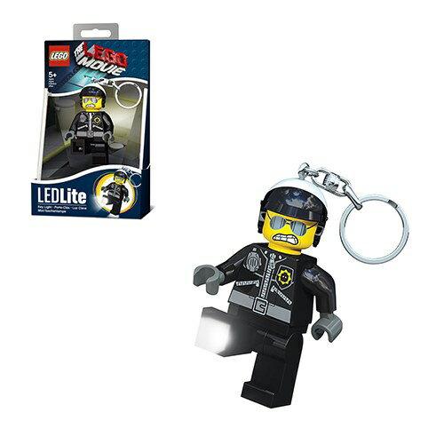 【 LEGO 樂高積木 】樂高玩電影-壞警察 LED鑰匙圈