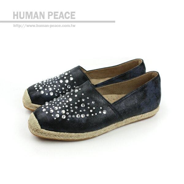 HUMAN PEACE 懶人鞋 黑 女款 no263
