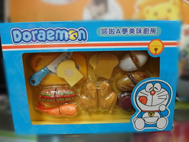 【兒童玩具】哆啦A夢美味廚房 活力早餐組