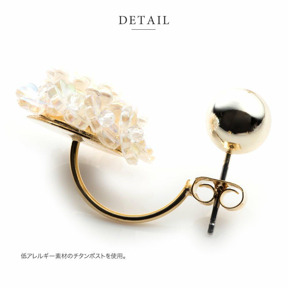 日本CREAM DOT  /  小清新鋯石耳環  /  d00086  /  日本必買 日本樂天直送(1690) 4