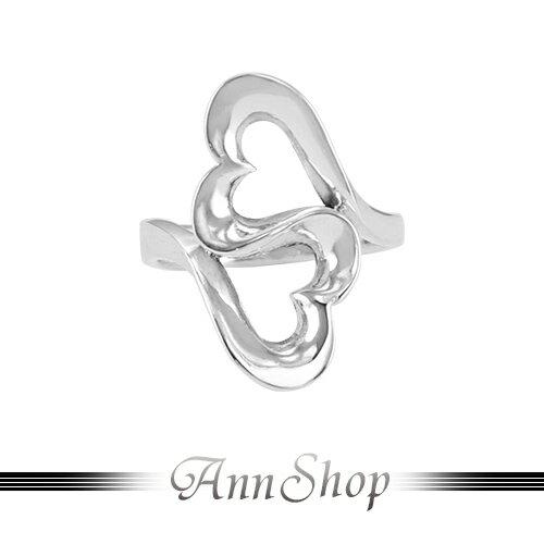 AnnShop~925純銀‧誘惑愛戀戒指~銀飾飾品 情人 r92055